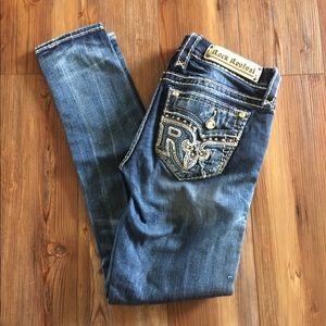 Rock Revival ankle skinny jeans 26 30